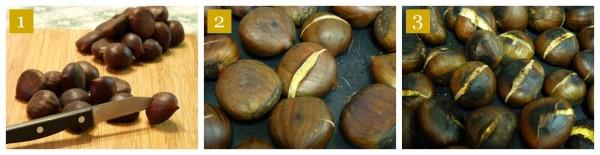 Chestnuts And Novello Steps