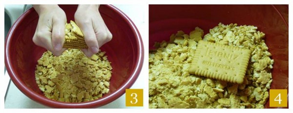 Crushed Cookies
