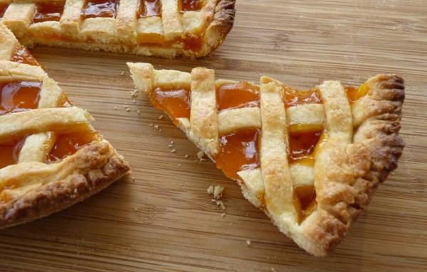 Jam Pie - Crostata alla Marmellata slice