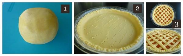 Jam Pie - Crostata alla Marmellata Steps