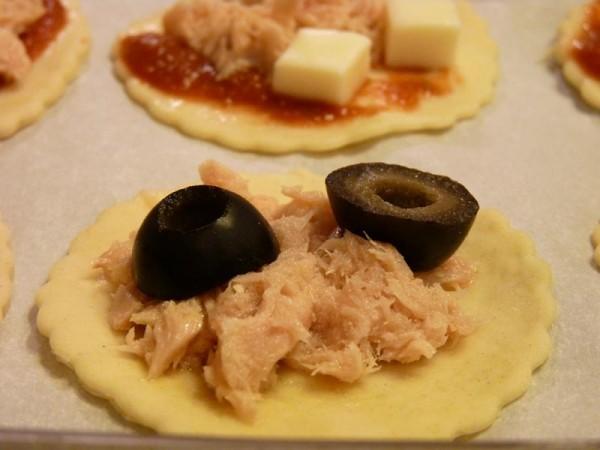 Tuna And Olives