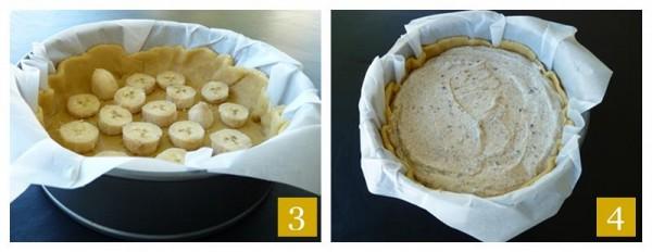 Cheesecake Steps