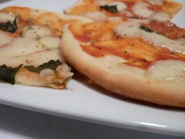 Pizzaq margherita slice