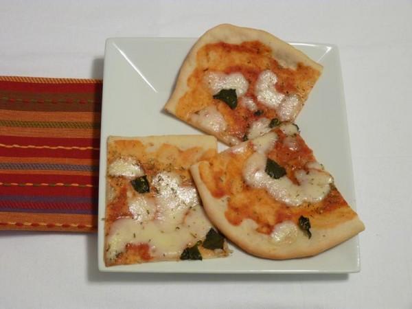 Pizza Margherita Slices