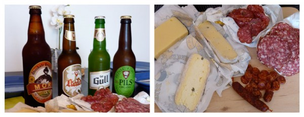 Beer Cheese And Charcuterie