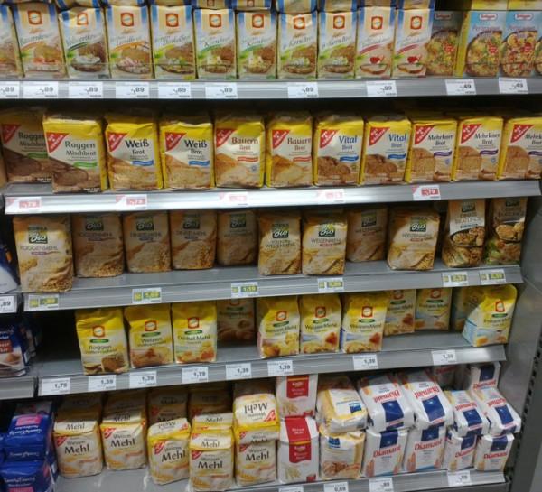 German Flour