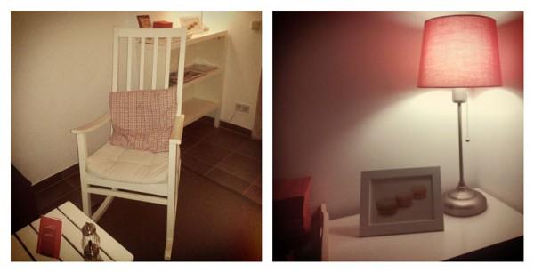 A cozy environment