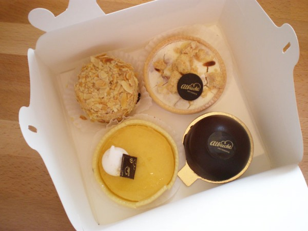 French pastries in Berlin