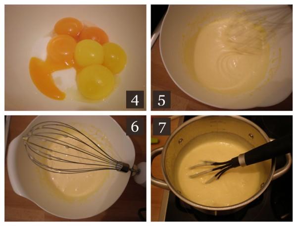 crema pasticcera - pastry cream