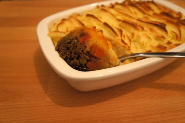 Shepherd's Pie -spoon