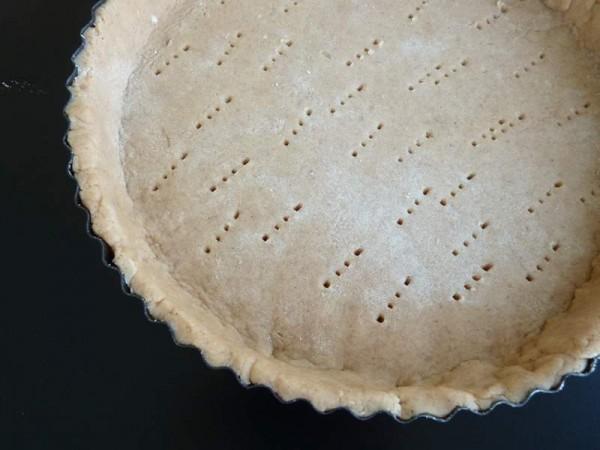 Linzer Torte -Crostata alla cannella