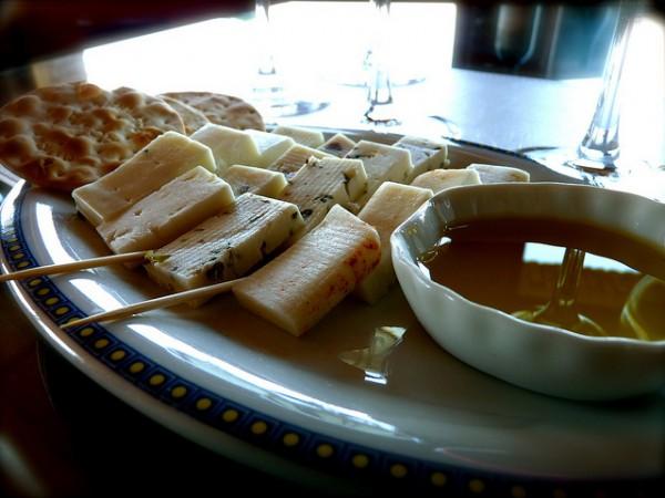 Cheese tasting @ Emiliana