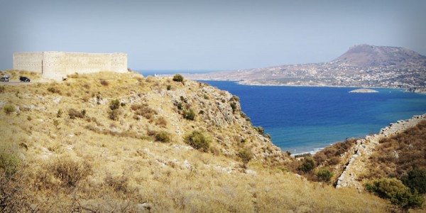 Fort - Crete, Greece