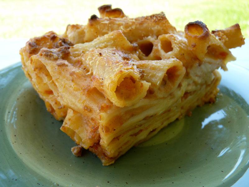 Pasta Al Forno Oven Baked Pasta Beyondpasta