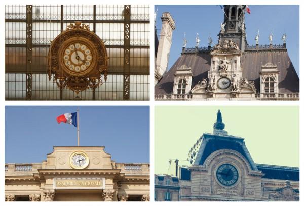 Orologi di Parigi