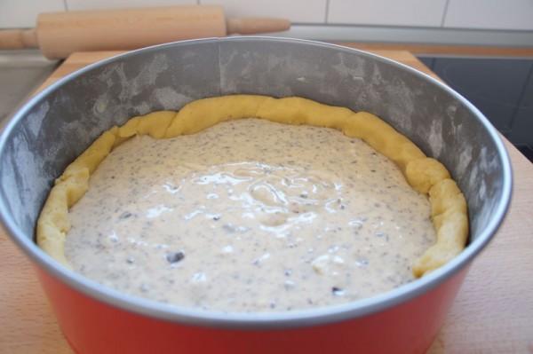 Crostata Cioccolato mascarpone e ricotta