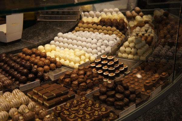 Cioccolateria Laderach Zurigo
