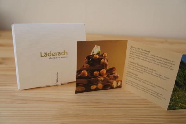 L'esperienza Laderach in foto