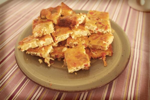 tortilla ai peperoni