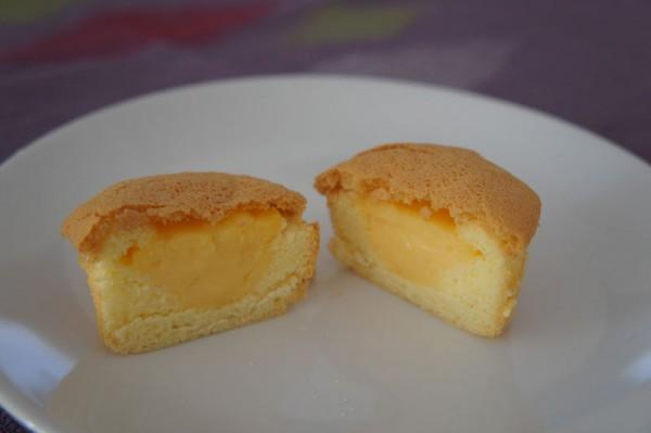 Tortina Pan Di Spagna E Crema Pasticcera Senza Glutine