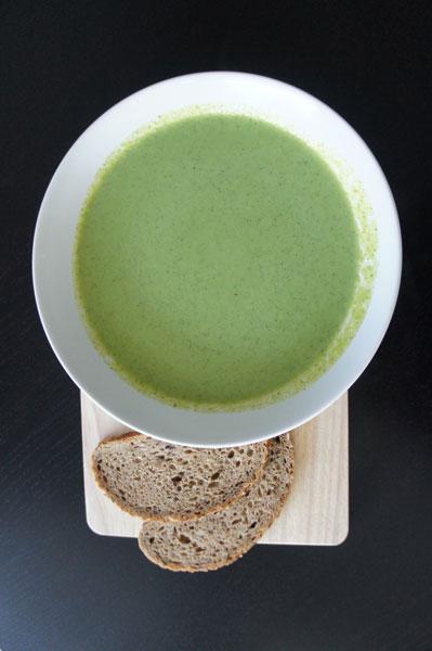 Ricetta Vellutata Broccoli