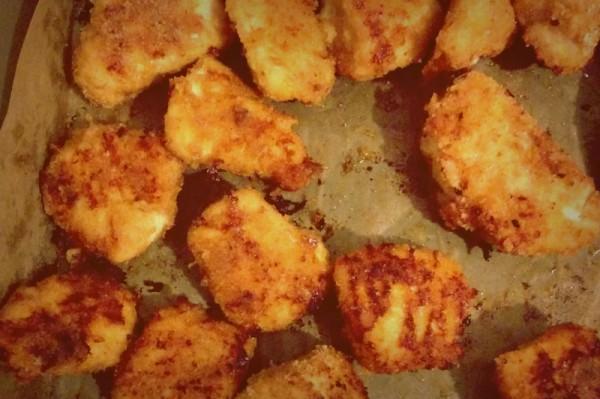 Ricetta Pollo marinato allo Yogurt Croccante Al Forno